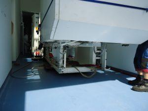Das Kompetenzzentrum für biomedizinische Weltraumforschung zügelt